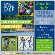 Silver Lake Information Sessions for Church Leaders
