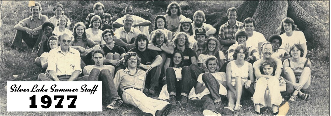 1975 Silver Lake Summer Staff